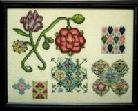FLOWER SPOT - MID 17th CENTURY