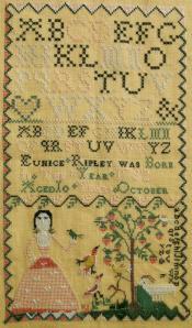 Eunice Ripley - 1772
