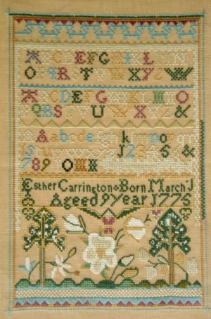 Esther Carrington - 1775
