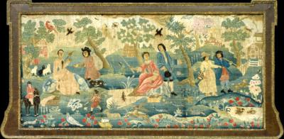 Embroideries of Colonial Boston